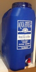 Aqua 5 Water, Angeles City