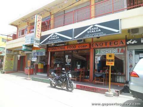 Cafe Italia, Poblacion, Puerto Galera