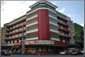 Eurotel Araneta, Cubao, Quezon City