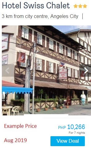 Hotel Swiss Chalet, Angeles City