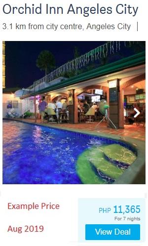 Orchid Inn, Angeles City