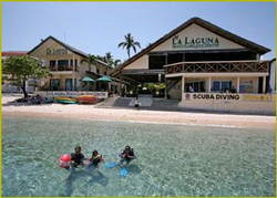 La Laguna Beach Club and Dive Centre
