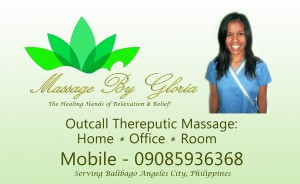 Massage by Gloria, Angeles City