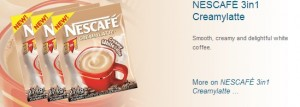 Nescafe 3in1 Creamy