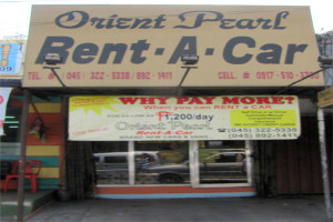 Orient Pearl Rent a Car, Angeles City