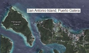 Paniquian or San Antonio Island