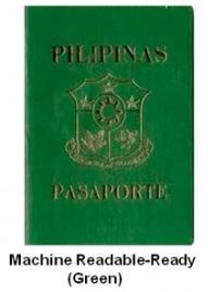 Philippines Passports Green