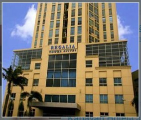 Regalia Tower Suites, Cubao, Quezon City