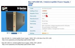 Rise-UPS-Power