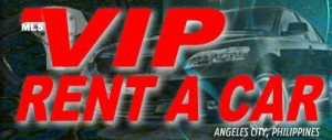 VIP Rent a Car, Angeles City