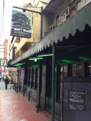 Woodman's Head: English Pub in P.Burgos Street, Makati